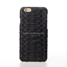 OEM ODM 100% Real Python Snakeskin for iPhone 6 Case Wholesale