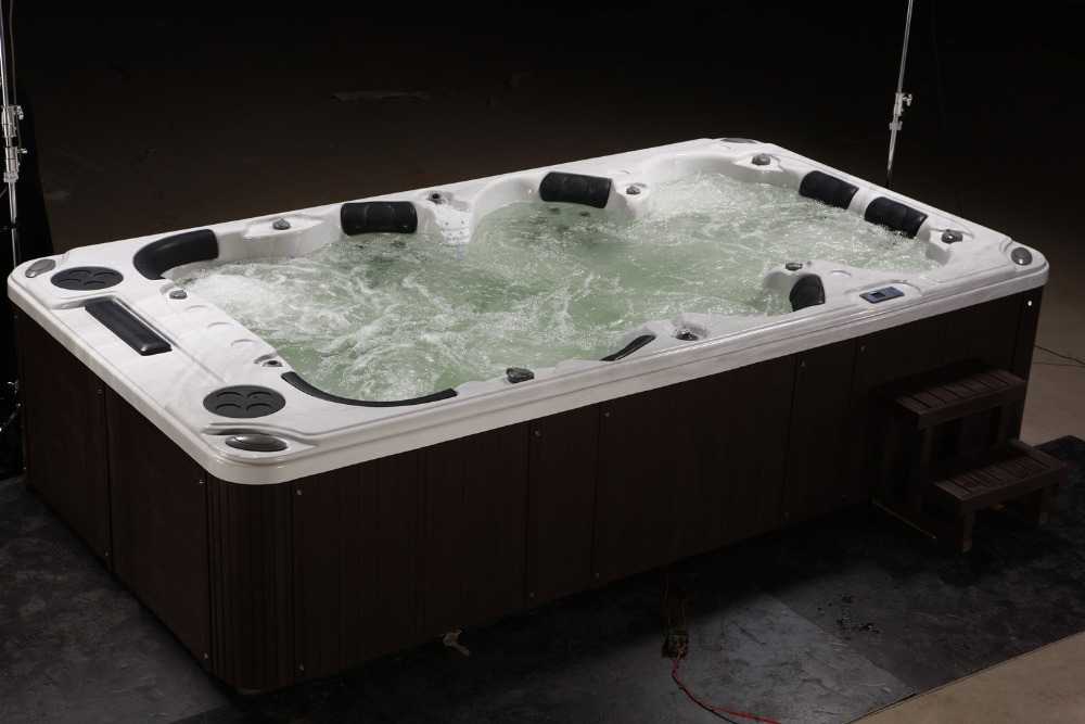 wholesale garden massage acrylic balboa hot tub 8person. Black Bedroom Furniture Sets. Home Design Ideas
