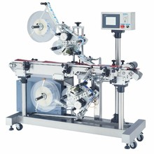 KWT-220 Automatic Top and Bottom Labeling Machine
