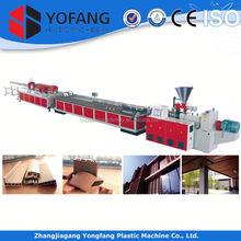 wpc/pvc plastic granule production line/making machine