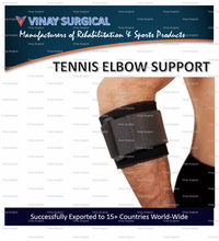 Tennis Elbow Support for Medical and Sports Use