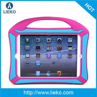 For iPad air new design combo case with silicon +pc