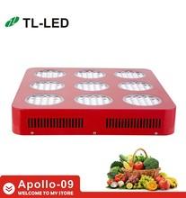 Apollo low voltage 560W led grow light 2:1 hydroponic 8 optical lenses plant lamp