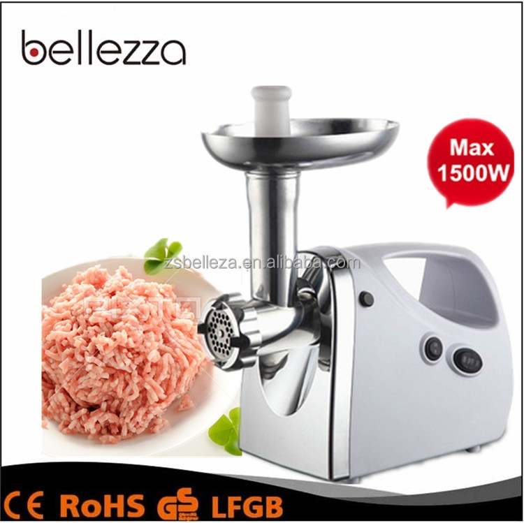 Electric Meat Grinders For Home Use ~ Electric meat grinder w home use mincer buy
