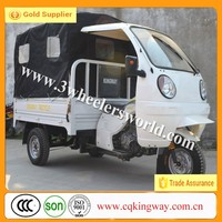 TOP Sell 200cc Cargo/Auto Tickshaw Three Wheel Motorcycles/Three Wheeler water-cooling Cargo Motorcycle