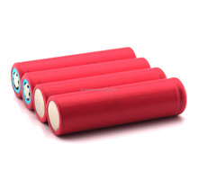 Hottest!!!High quality 18650 sanyo 2600 mAh rechargeable battery cell sanyo freezer