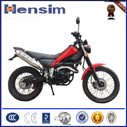 China New Manual 250cc cheap Dirt Bike with electric and kick start