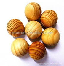 Camphor ball Perfume pine wood ball with sandalwood smell for almirah/wardrobe