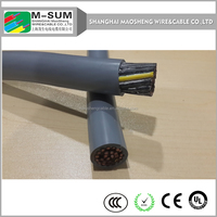AOMAGA coaxial and 2 core power cable Indoor and Outdoor