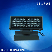 36W ,Waterproof 230V LED Flood Light,Outside rgb stage Lighting.