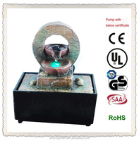 modern water feature indoor mini decorative fountain