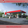 China space frame supplier Gas station canopies for sale