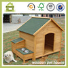 SDD0405 painted dog kennel dog house