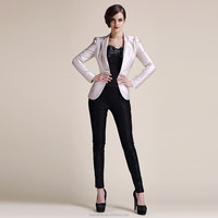 New arrival lady formal design blazer jacket for women