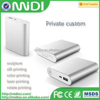 Super High Quality 10400mAh Power Bank Portable Battery Charger Mobile Power Pack for smart phone