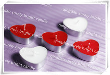 romantic and love story for wedding souvenirs tealight candle