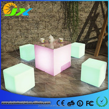 Professional Different Size Ice Cube LED Magic Chair