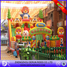 Customized sizes inflatable arch for event / inflatable advertising arch