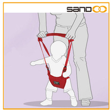 Walking Assistant Help Learning to Walk Safety Harness Wing Red baby walker