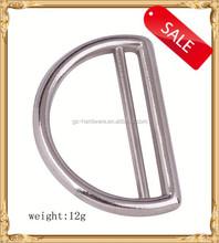 High quality metal D ring buckles, harness buckles, metal buckles factory, JL-329