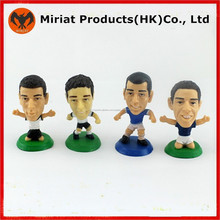 Promocional venta a granel mini plástico figuras del deporte