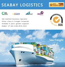 Top competitive sea freight from china to panama city