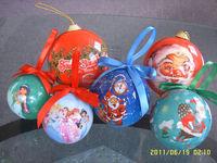 Popular Christmas Ball For Christmas Tree Decoration