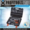 "94pcs 1/4""&1/2"" high quality tool kit for motorcycle"