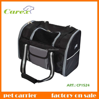 1680D cheap price lightweight Backpack And Carrier Pet Bag Dog Treat Bag