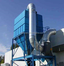 High efficiency Rovan industry dust collector, cartridge filter, dirt removing equipment