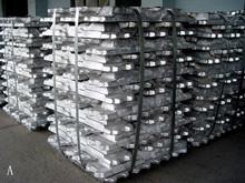 Aluminio lingotes