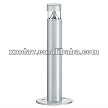 Stainless steel outdoor garden bollard light