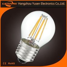 ultra bright Edison bulb e27 b22 a60 a19 led filament bulb excellent luminous output