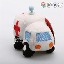 Custom high quality plush toy car