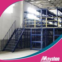 Heavy duty warehouse storage attic Racks