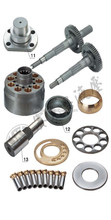completely interchangeable cat 320C double hydraulic pump parts