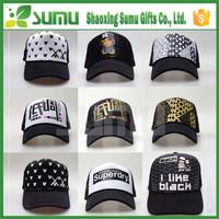 China supplier hot-sell baseball caps no logo