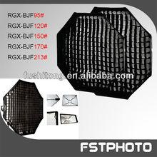 Grid soft box For Studio Photographic Making