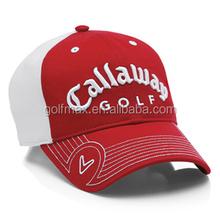 New Fashion Customize custom cap factory, fashion flex fit baseball cap, cotton mesh brand golf cap