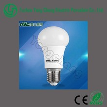 7W energy saving lamp E27 led light bulb beam angle led bulb