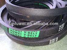 Wrapped v belt of A,B,C model