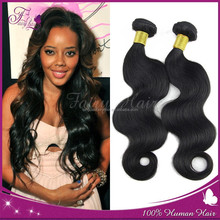 Brazillian Hair Body Wave 100% Unprocessed Human Hair