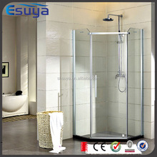 Factory 5mm 6mm 8mm 10mm Glass top cover shower room and shower door handle