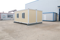 design luxury prefab CE 40 shipping containeroffice