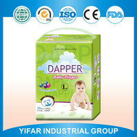 Advanced production line factory price new lovely pattern ultra soft instant diffusion printed baby nappies