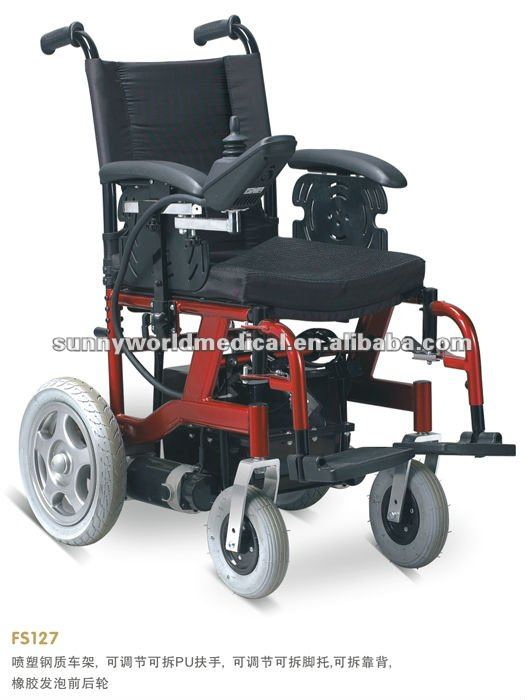 Swfs127 Power Cheap Price Electric Wheelchair For Disabled Conversion Kit Buy Electric