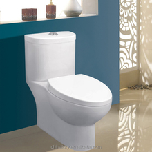 High quality made in china ceramic toilet with cyclonic powerful flushing