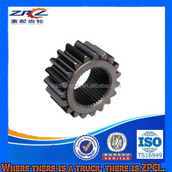 Made In China ISO/TS16949 Certified Steel Material Standard And Nonstandard Spur Gears For Various Trucks And Autos
