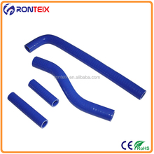 Motorcycle silicone rubber hose, flexible silicone hose for motorcycle