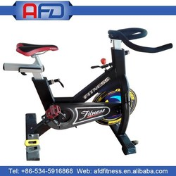 2015 hot sale Gym equipments spining excerise bikes